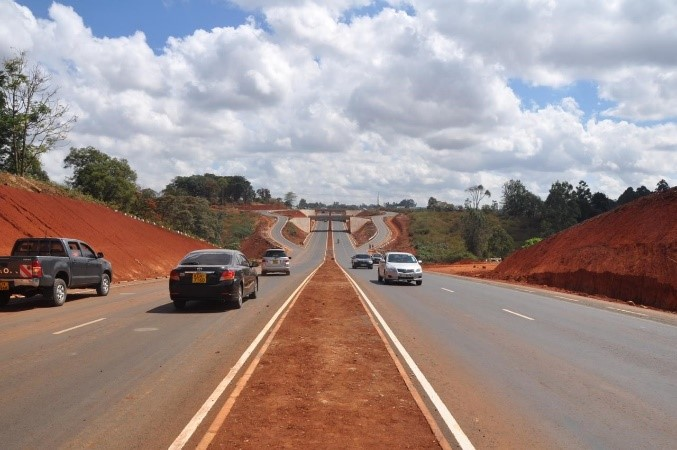 Construction of waiyaki way-red hill link road set to